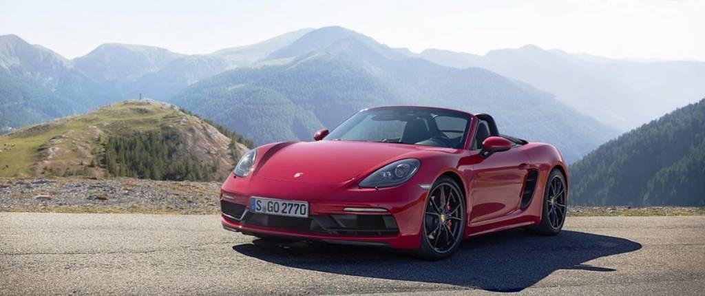 4a0782cf78c7 Estilo e carácter desportivo  descubra os novos Porsche 718 GTS ...