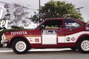 Toyota TE27 Corolla de 1973: Três décadas e sete motores mais tarde