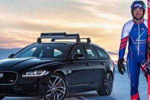 Jaguar XF Sportbrake bate Recorde do Guinness