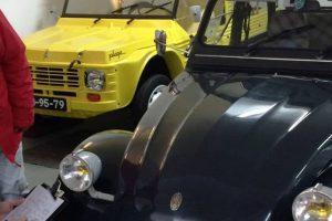 Veículos clássicos certificados ficam isentos de IPO