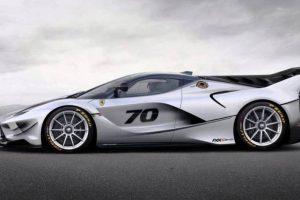 O novo Ferrari FXX-K Evo vem com uma potência de 1050 cv