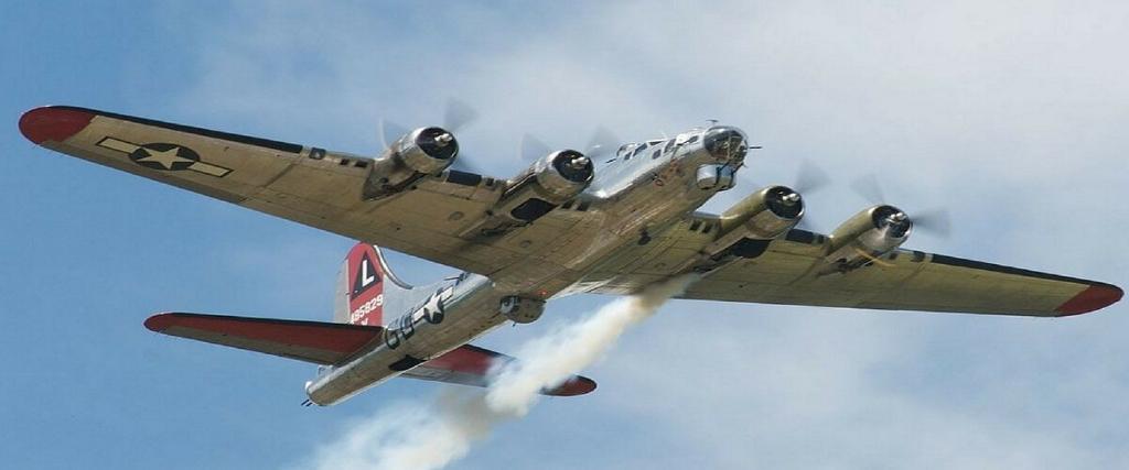 6 aviões americanos decisivos na Segunda Guerra Mundial