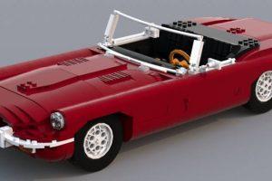 9 automóveis Lego que deviam ser produzidos