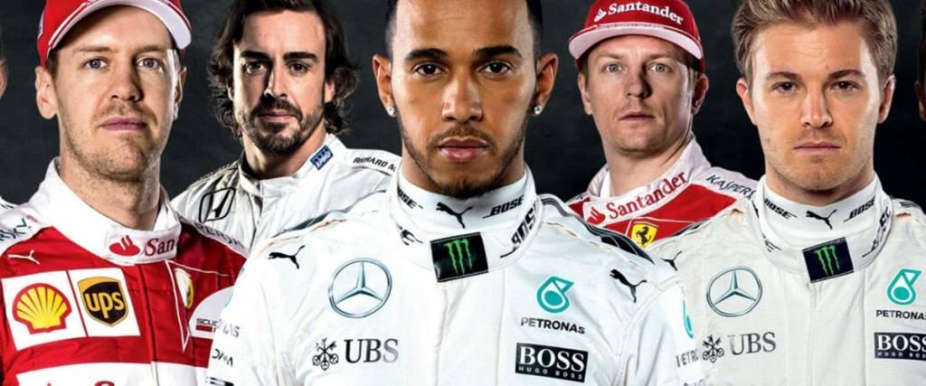 Os 10 pilotos de Fórmula 1 mais ricos de sempre