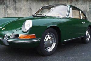 Porsche 901/911 de 1964 da primeira geração nascido das cinzas