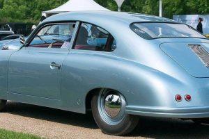 """A história do Lindner """"Porscheli"""" Coupé, o 356 de quatro lugares"""