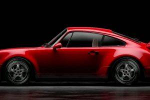Recriação do Porsche 911 Carrera RS 3.8 em 3D