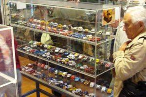 Pedro Lamy e Pedro Matos Chaves no 10º aniversário do Museu da Miniatura Automóvel