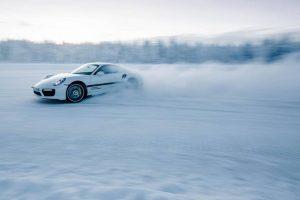 Porsche Experience: os testes de Steve Booker na Finlândia