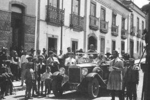 Há 89 anos que se conduz à direita em Portugal