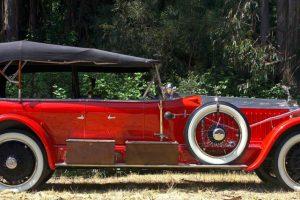 The Tiger Car, o Rolls-Royce para caçar tigres
