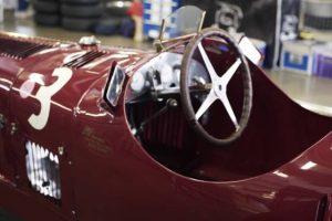 Tony Smith: o desafio de pilotar um Alfa Romeo P3 Tipo B