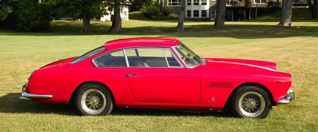 Bob Boniface recompra Ferrari 250 GTE do seu pai e cumpre sonho de infância
