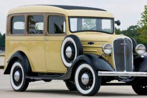 Sabe qual foi o primeiro SUV da história?