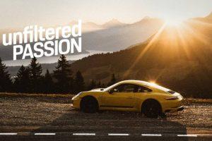 Porsche 911 Carrera T: Paixão desde o primeiro minuto