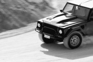 Pioneiros da perfeição: do Lamborghini LM 002 ao Urus