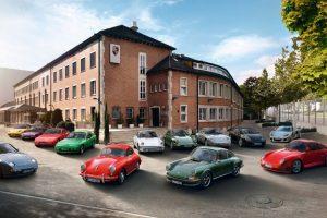 Porsche desenvolve GPS anti-roubo para modelos clássicos