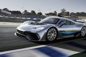 F1 para a estrada é o que propõe o Project ONE