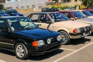 Sintra Clássicos celebra 50 anos do Ford Escort