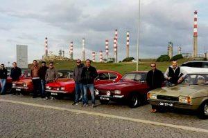 Convívio Ford Capri Furadouro: nova data