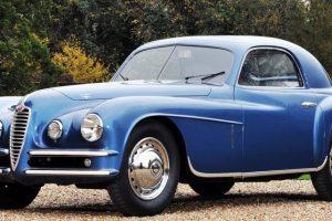 O mítico Alfa Romeo 6C está de regresso