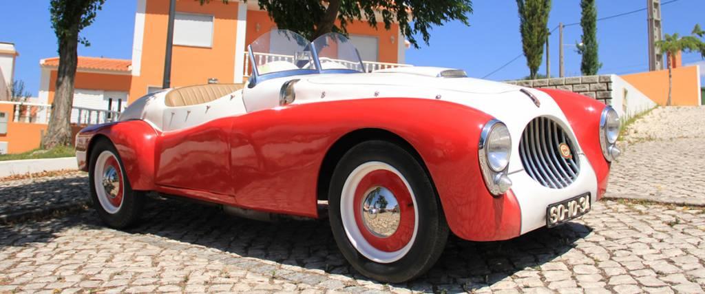 APM, o automóvel português salvo da sucata