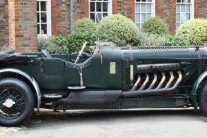 Bentley Meteor leiloado por mais de 500 mil euros