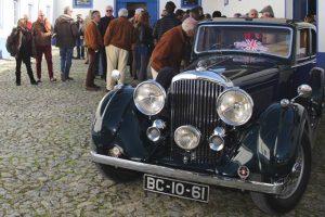 Bentley marca presença no 15º Passeio dos Ingleses
