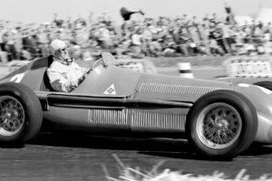 A perigosa F1 dos anos 50 em imagens