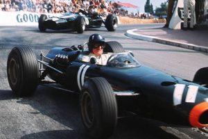 A época dourada da F1 nos anos 60 em imagens