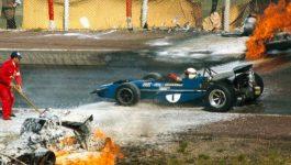 A época louca da F1 dos anos 70 em imagens