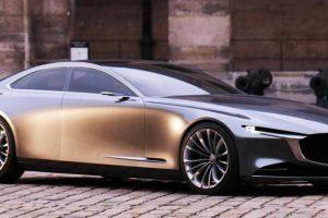 Mazda Vision Coupe conquista prémio do concept car mais elegante