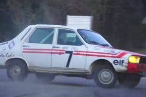 Resgatar um Renault 12 TS e guiá-lo como um louco
