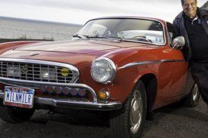 Este Volvo P1800s de 1966 já fez 5 milhões de Kms