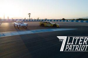 Os Chevrolets vencedores do Le Mans: Corvette C1 Coupe e C6.R