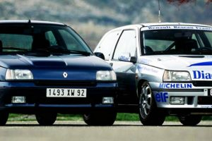 Sintra Clássicos comemora 25 anos do Renault Clio Williams