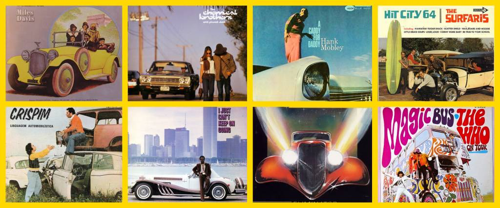 As melhores (e as piores) capas de disco com clássicos