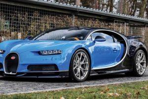 Bugatti Chiron bate recorde no leilão da RM Sotheby's em Paris