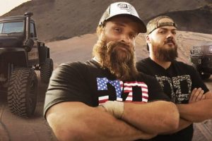 "Programa ""Diesel Brothers"" volta ao Discovery Channel"
