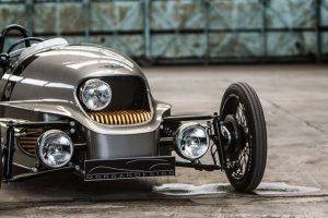 Produção do Morgan EV3 arranca no terceiro trimestre