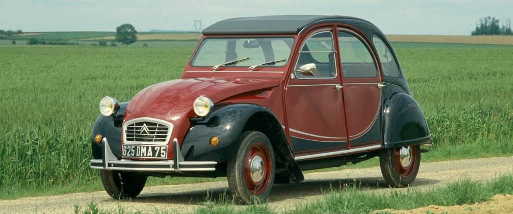 70 anos do Citroën 2CV celebrados em Lisboa a 6 e 7 de Outubro