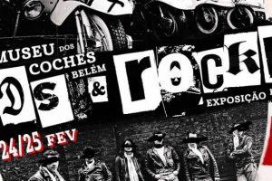 Mods & Rockers juntos no Museu do Coches no próximo fim-de-semana