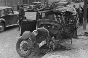 Os mais loucos acidentes dos anos 20