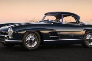 Os 5 melhores descapotáveis da Mercedes-Benz