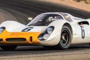 Porsche 908K é a estrela do leilão da RM Sotheby's em Monterey