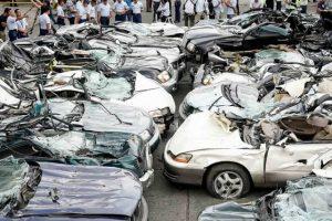 Presidente das Filipinas destrói 24 automóveis de luxo