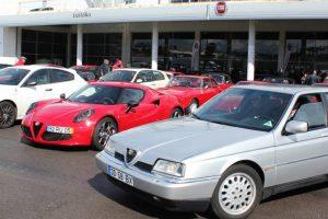 48H Alfa Romeo é já no próximo fim-de-semana