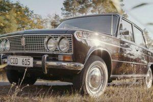 VAZ-2103 de 1975: Uma cápsula do tempo da era soviética