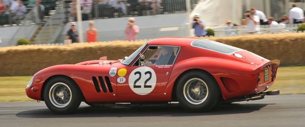 Mítico Ferrari 250 GTO pode voltar a ser produzido
