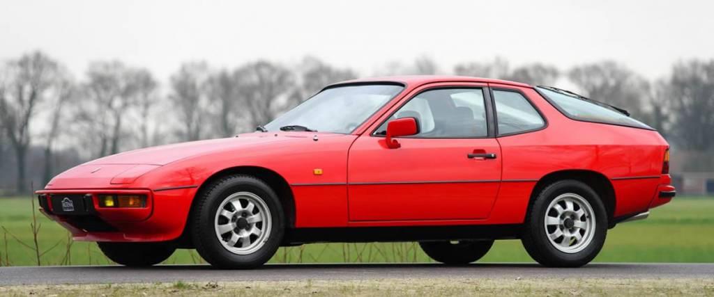 Porsche 924: O patinho feio que não pára de valorizar